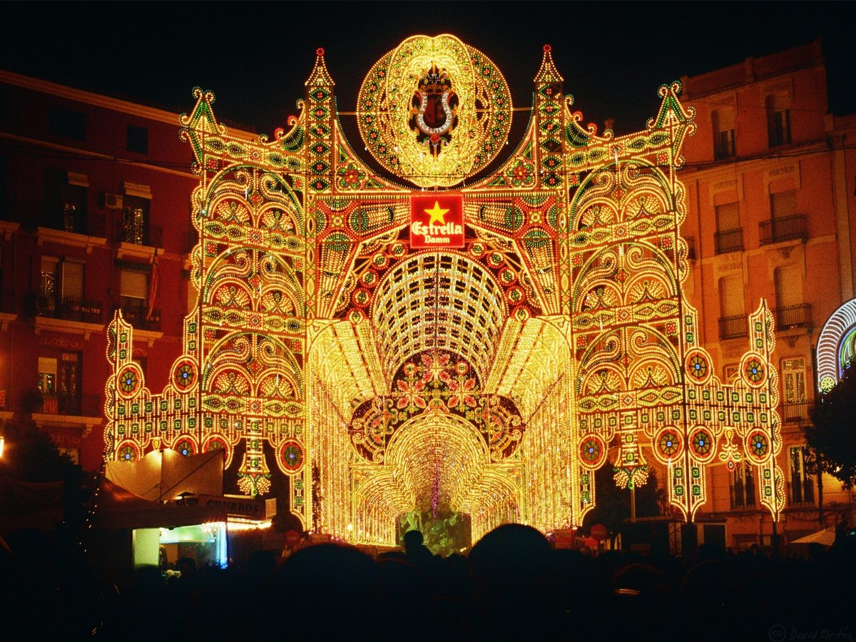 Accommodation for fallas in Valencia