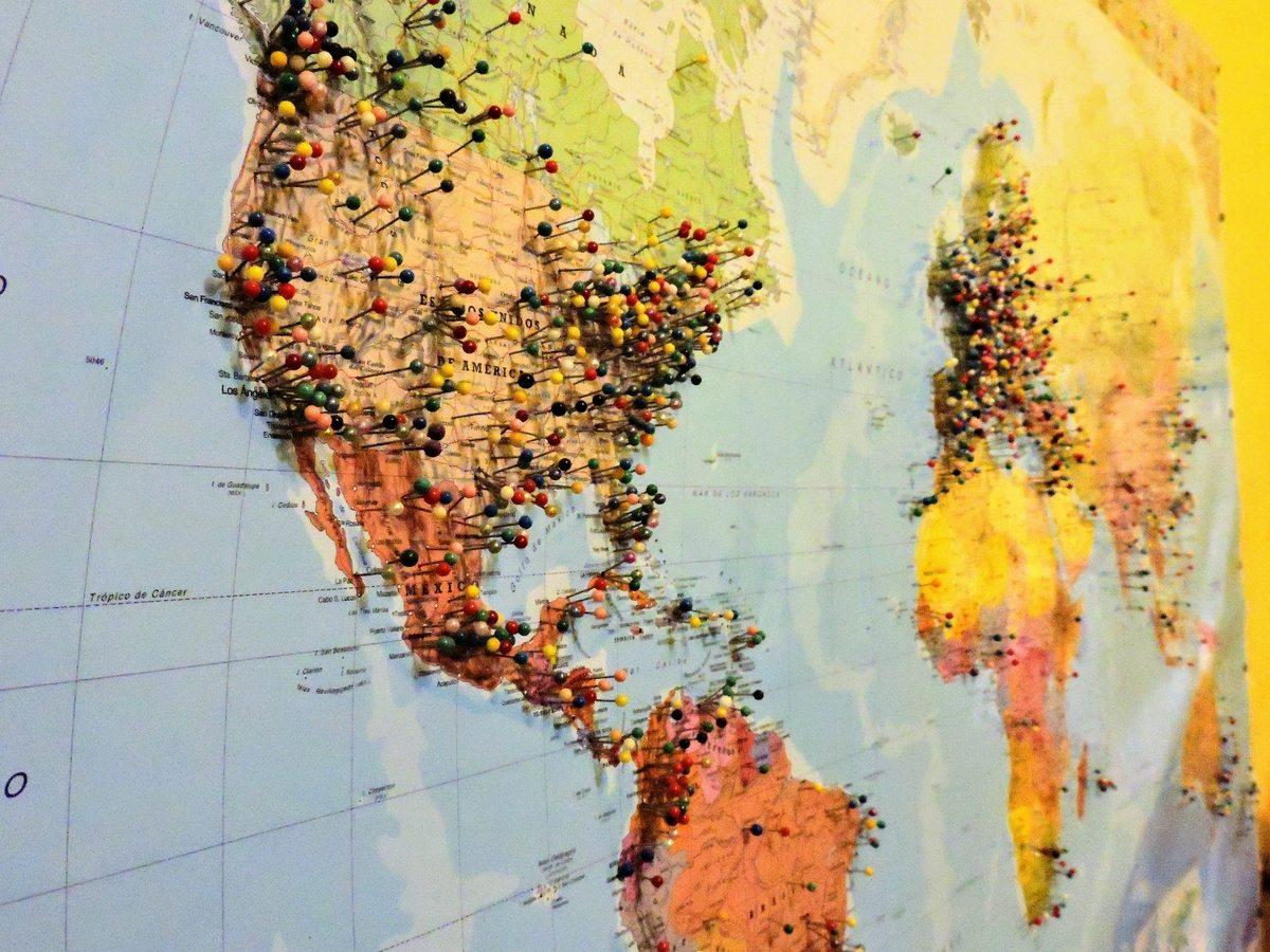 Para viajeros de todo el Mundo
