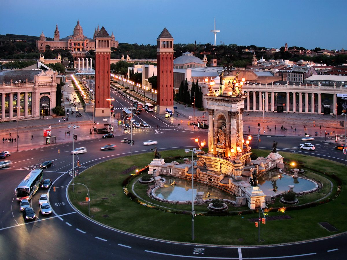 Place to visit in Barcelona