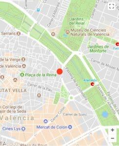 How to get Purple Nest Hostel Valencia