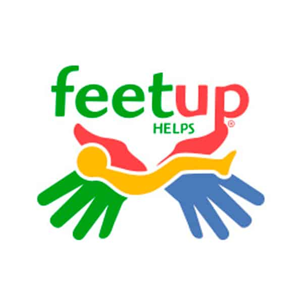 Feetup Hostels Helps. Partner Feetup Hostel Group