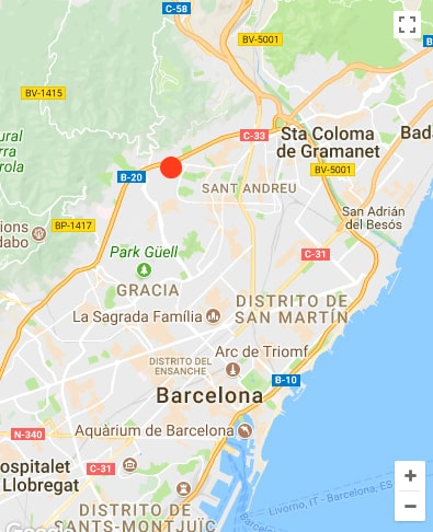 How to get to Garden House Hostel Barcelona