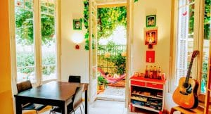 Garden House Hostel Barcelona for Backpackers