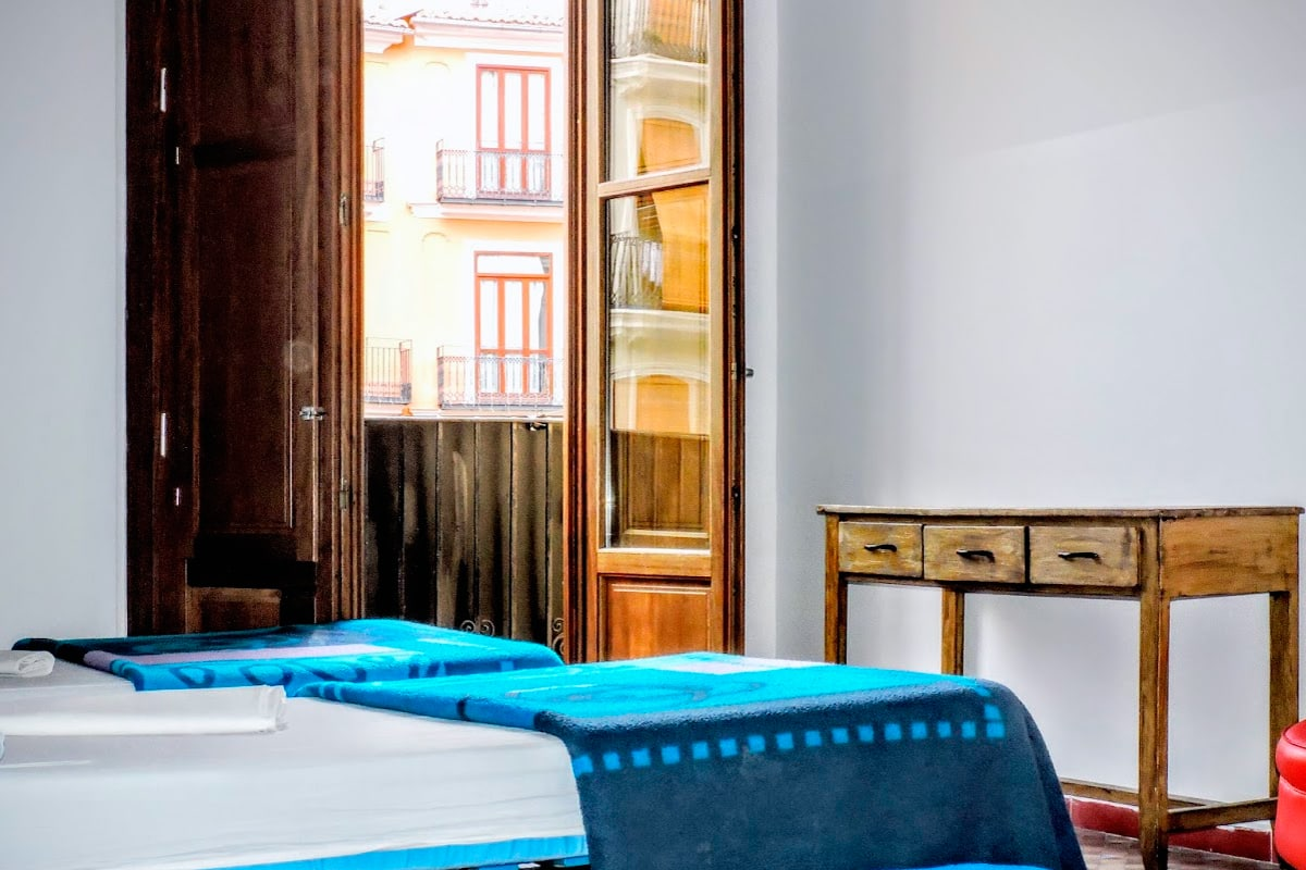 Great hostel in Valencia. Home Hostel Valencia