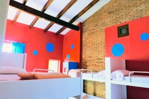 Nice hostel in Valencia