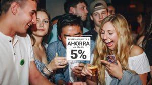 Reserva directa y Ahorra hasta un 5% con Feetup Hostels